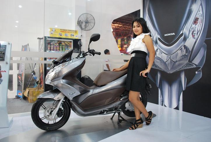 Matik Honda Laris Manis Di PRJ