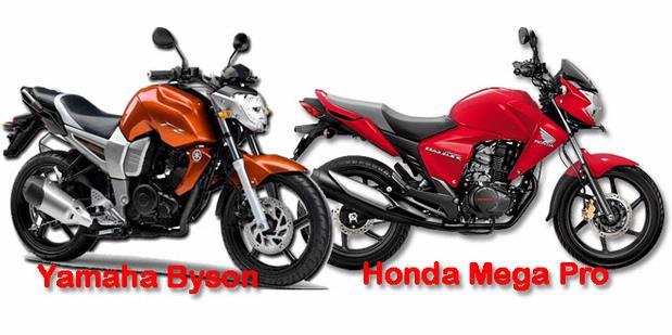 Harga Yamaha Byson…Cuma Beda Dikit diatas Honda New Mega Pro 25 ...