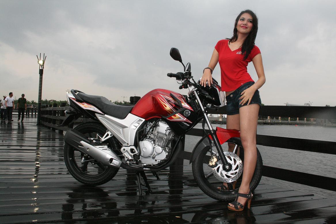 Honda Racing Team™: Facelift New Yamaha Scorpio
