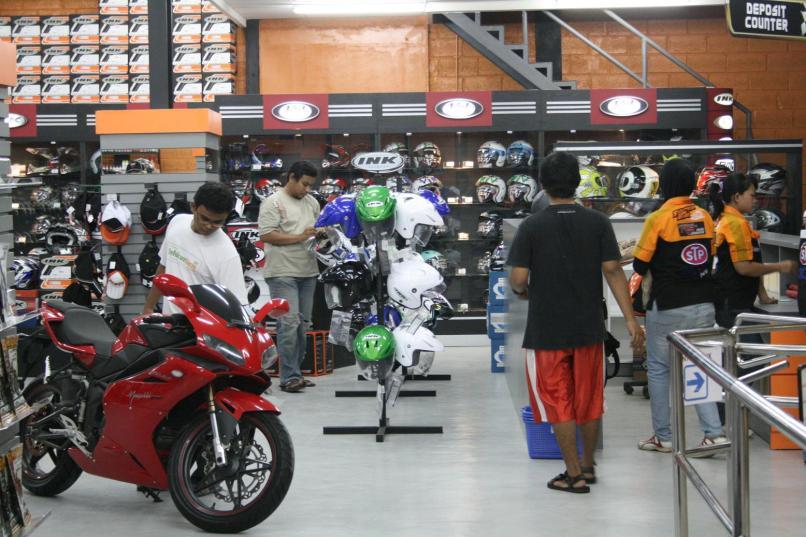 Aksesoris Motor Nmax Bratang Surabaya