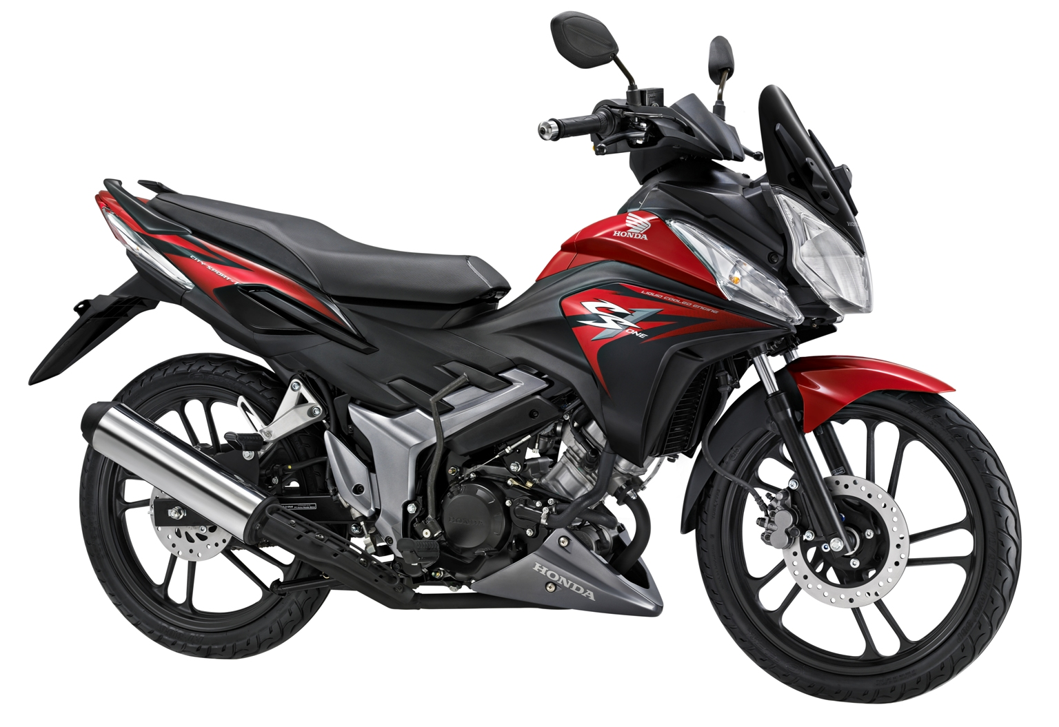 New Honda CS1 - Colt Red