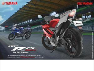 boros bensin gak Yamaha YZF-R15 ?