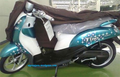Yamaha Siap Luncurkan Fino, Siap Jilat Ludah Sendiri!!! 16 Oktober ...