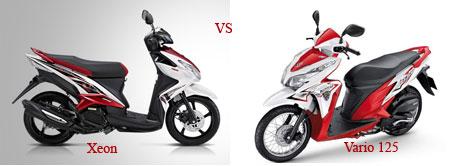 Yamaha Xeon 125 VS Honda Vario 125 Injeksi, Pilih Mana…??? 16