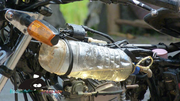 Melakukan Test Konsumsi Bensin Paling Ideal…??? 20 Februari, 2012