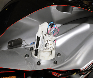 Modif Yamaha Vixion Touring
