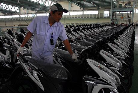 Dimana Bisa Beli Honda Vario 125 CBS Techno Tanpa Inden…??? #