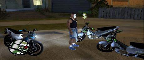 nemu gambar lucu yang diunggah salah satu fan suzuki motor indonesia