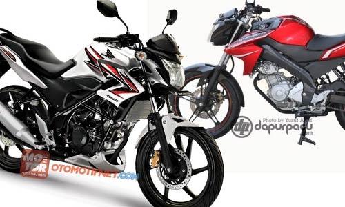 Sudah kita tahu kalau Honda CB150R dan New V-ixion baru akan resmi