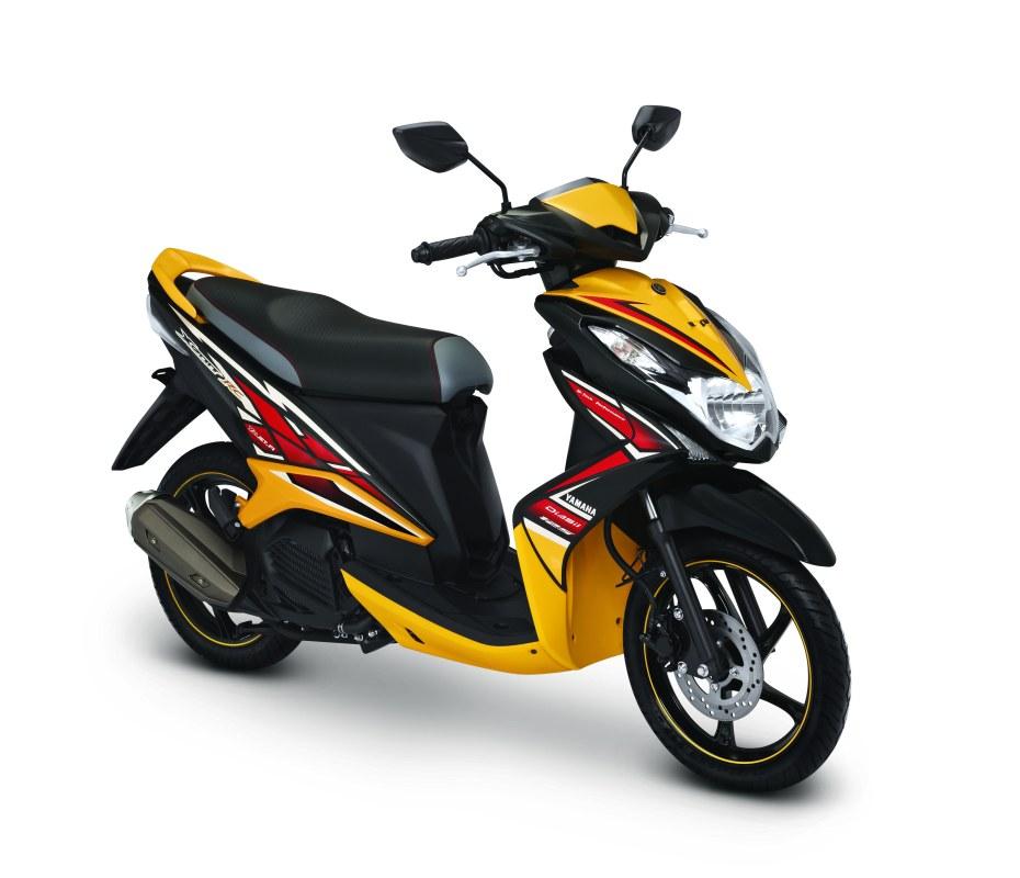 YAMAHA Xeon RC- 015 kuning