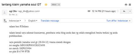 SoulGT-email