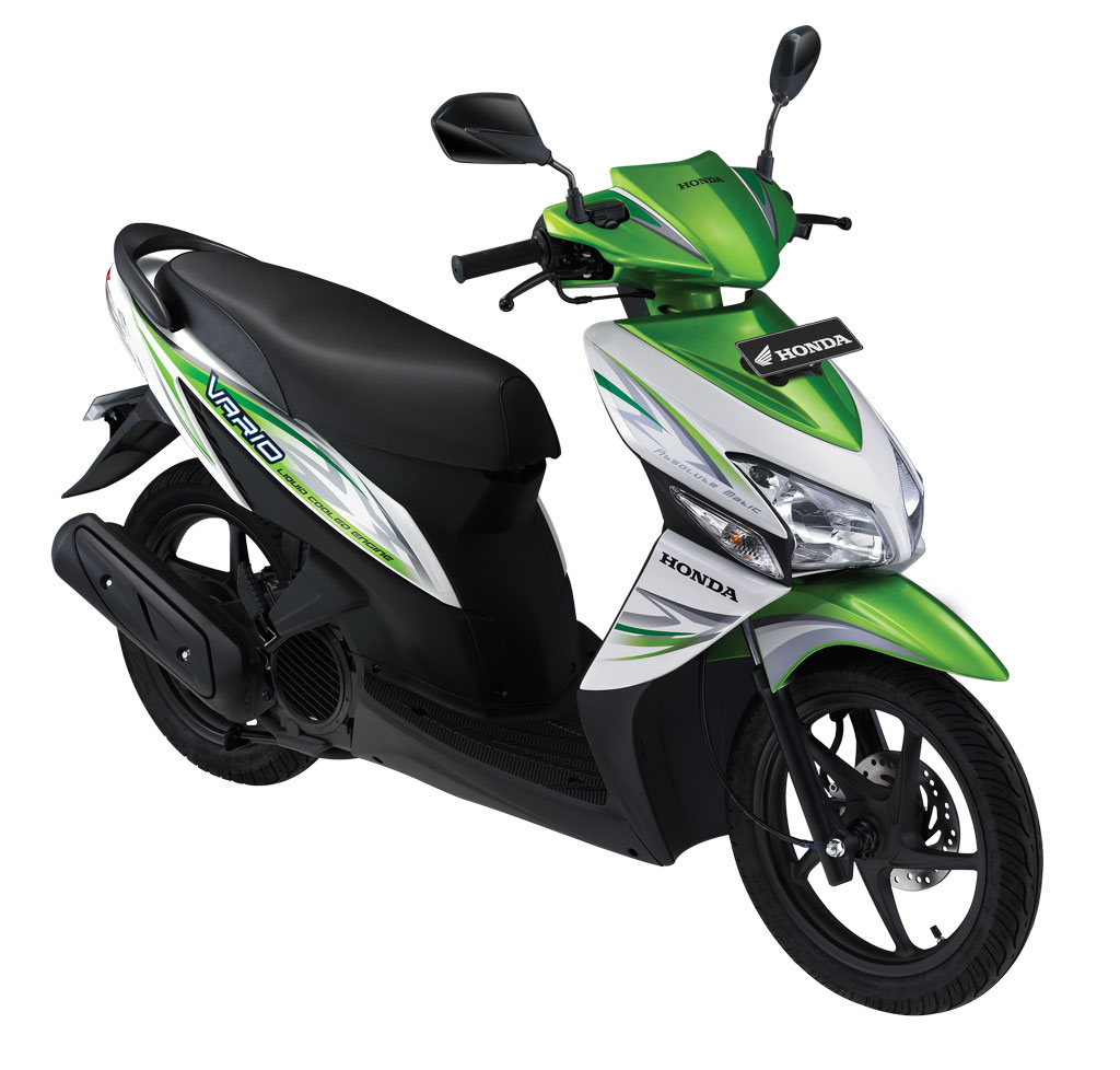 Honda Vario CW Injeksi, Akan Menjadi Menu Honda di Bulan Maret