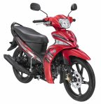 Force Elegant - Red Spirit (merah)