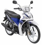 Force Sporty - White Force (putih kombinasi biru)