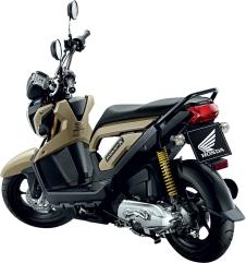 Honda Zoomer X 8