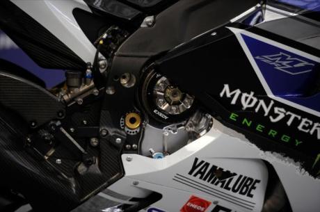 seamless gearbox Yamaha
