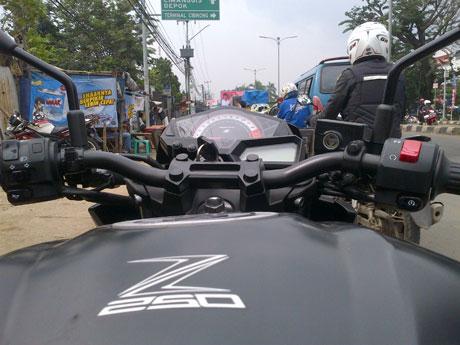 testride-z250