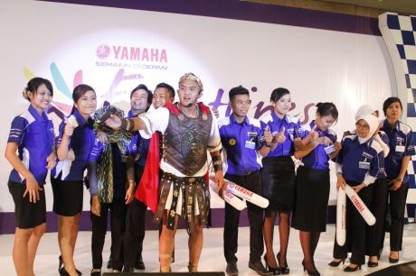 Para Jawara Yamaha Frontlines Grand Prix 2013