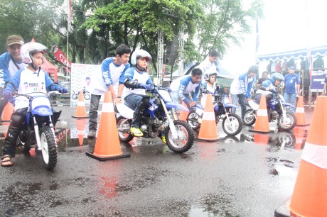 Yamaha Safety Riding Science (YSRS) for Kids (3)