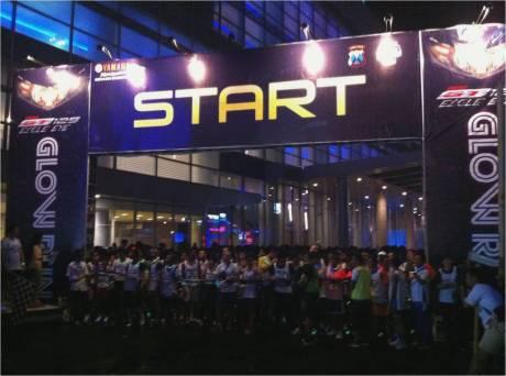 Glow Run Surabaya 4