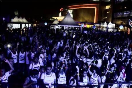 Glow Run Surabaya