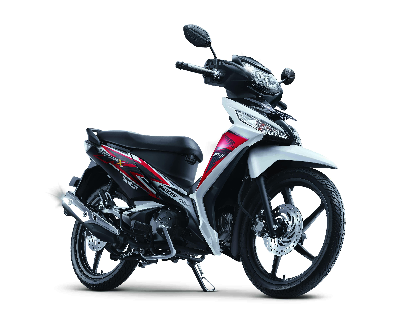 New Honda Supra X 125 Pgm