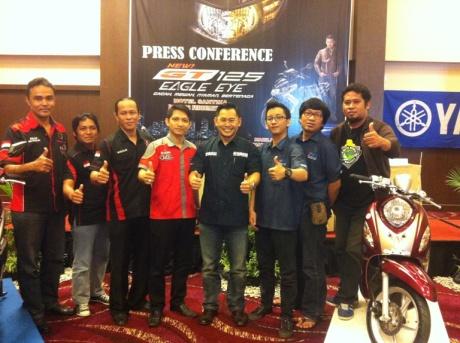 Peresmian YRFI Sulawesi Tengah-