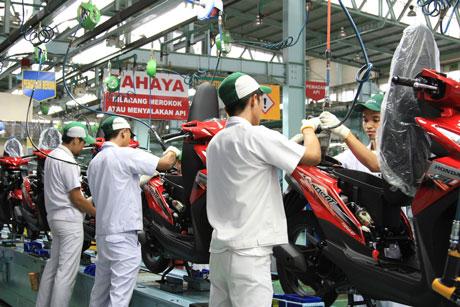 Honda---market-share