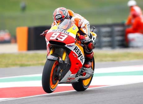 Marc-Marquez-Tercepat-di-FP1-MotoGP-Mugello-Italia-1