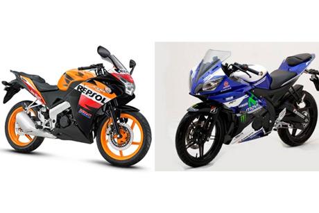 Produksi-Honda-CBR150R-Lokal-vs-Yamaha-R15-1