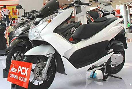 Honda-PCX-150-2014-Indonesia