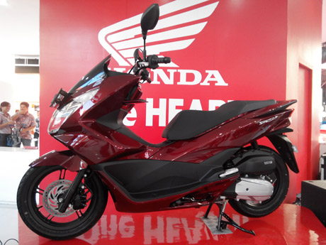 Honda-All-NEw-PCX-150-Indonesia