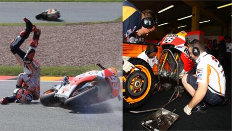 Marquez-dan-Pedrosa-Terjatuh-di-Sirkuit-Sachsenring