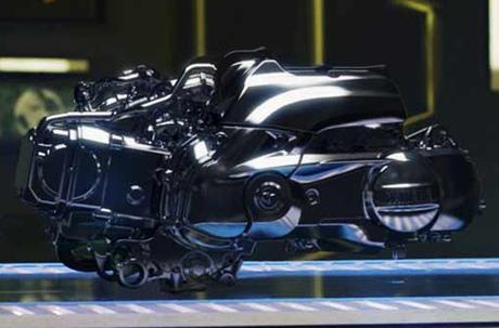 Skutik-Yamaha-Bermesin-Blue-Core