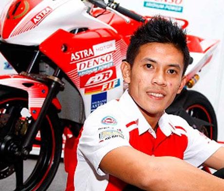 Denny-Triyogo-Pembalap-Honda-Meninggal-Dunia