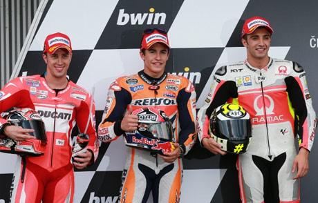 Marquez-Pole-Position-MotoGP-Brno-Ceko