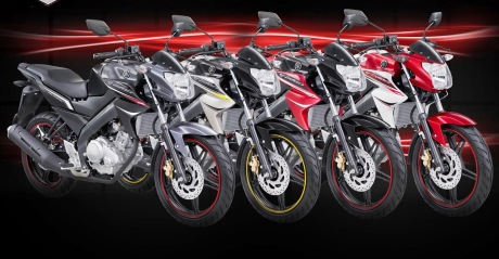 Pilihan Warna New Yamaha Vixion Advance