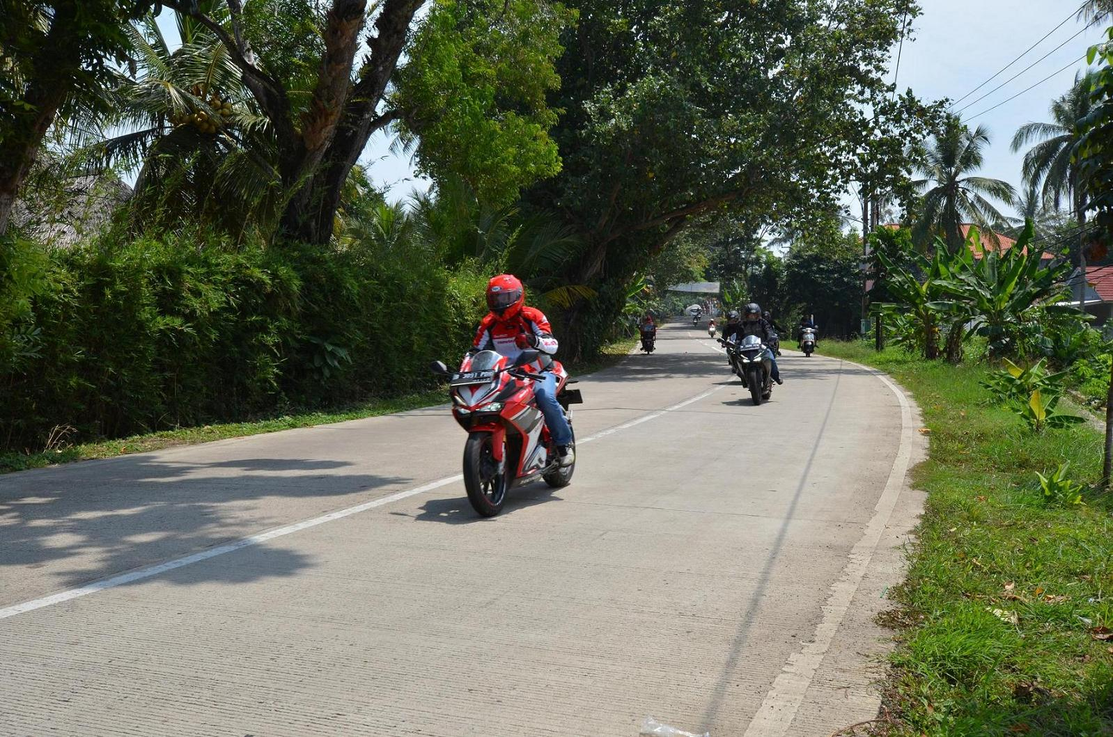 Fun Rally Safety Riding and Product Knowledge Honda CBR250RR (3)