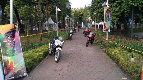 Sewindu Honda CBR Indonesia, Makin Kompak (1)
