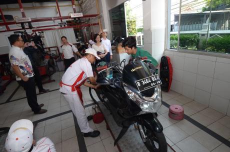 Kunjungan Honda Vietnam Co.Ltd