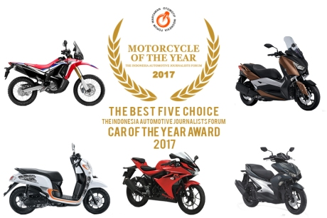 The Best Five Choice -FMY 2017