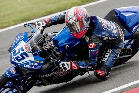 Round 04, WorldSSP300, UK, Donington Park, Yamaha 300
