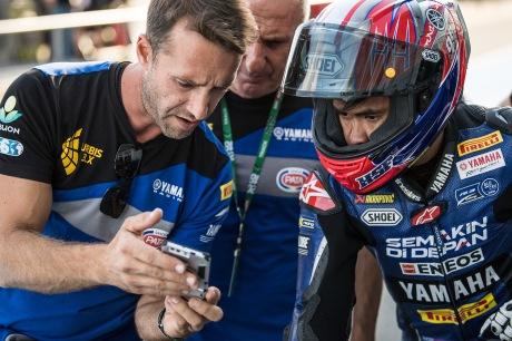 28/09-30/09/2018, Round 08, WorldSSP300, France, Magny-Cours, Yamaha