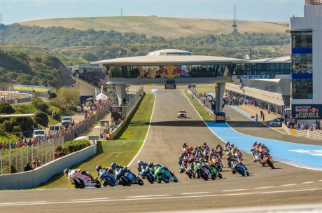 Circuit Jerez Spain